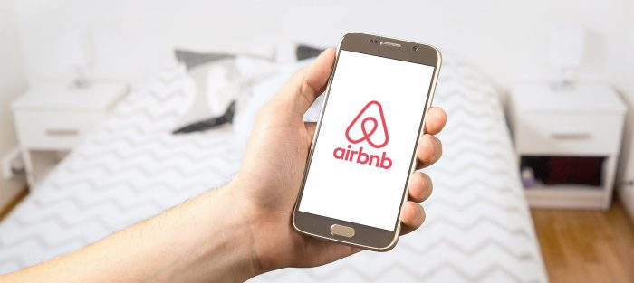 airbnb, cestování