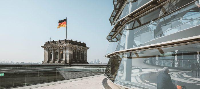Německo, bilance zahraničního obchodu