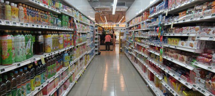 obchod nákup