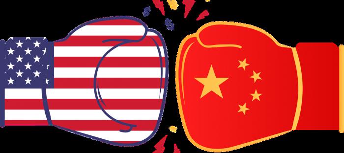usa,čína