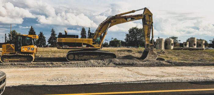 stavebnictví, civil engineering, stavba, silnice