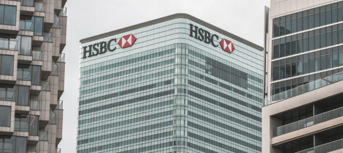 HSBC, britská banka, Velká Británie