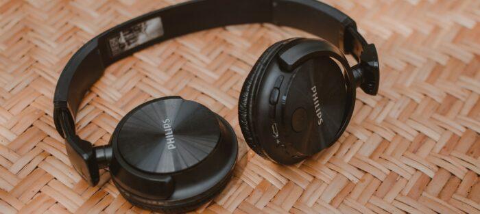 Philips, elektronika, sluchátka