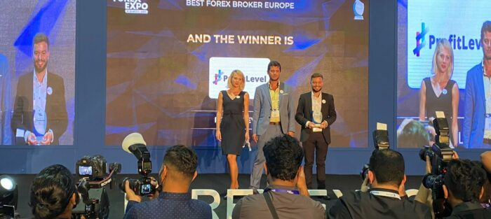 ProfitLevel, Forex Expo v Dubaji, broker